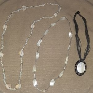 Jewelry - Seashell Necklaces